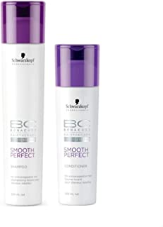Schwarzkopf Shampoo & Conditioner for Smooth hair - 250 ml