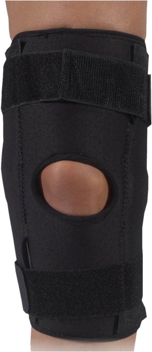 Bilt-Rite Mastex Health X2 Ranking TOP20 Neoprene Knee Black Hinged discount Support