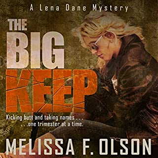 The Big Keep cover art