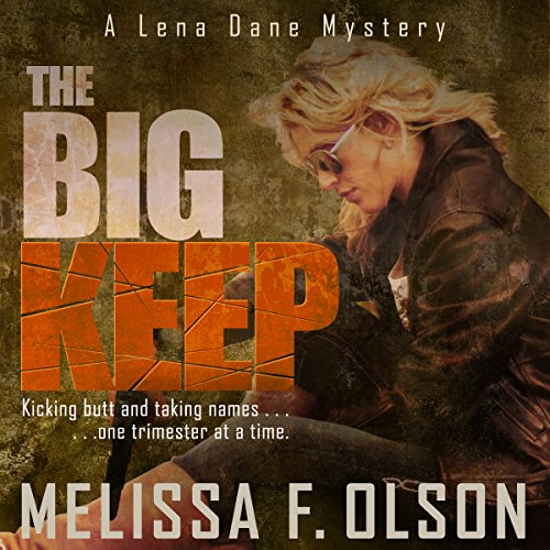 The Big Keep audiobook cover art