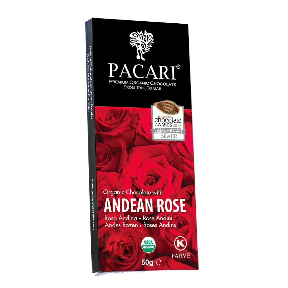 Pacari Roses Organic Now Cheap sale on sale Chocolate Bar