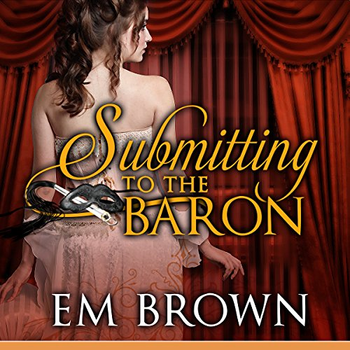 Submitting to the Baron audiobook cover art