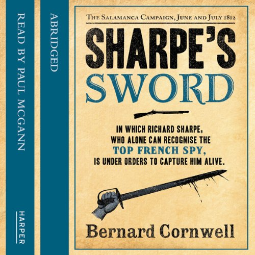 Sharpe's Sword Titelbild