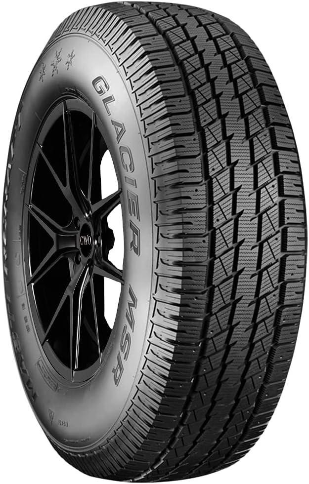 Mastercraft Glacier Msr wholesale LT285 70R17 Washington Mall 121 118R Winter Tire