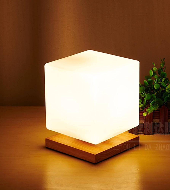 OOFWY E27 Glas Eistisch Lampe Modern Minimalist Stil Warm Warm Warm Wohnzimmer Schlafzimmer Kreativ Milch Weiß, b B074CSH5SW   Ermäßigung  7e9339