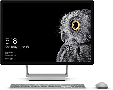 Microsoft Surface Studio (Intel Core i5, 8GB RAM, 1TB) (Certified Refurbished)