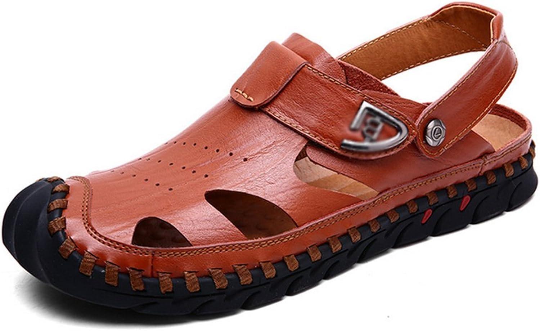 Men's Summer Sandals,Hollow Leisure Sandal