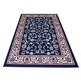 Royal Shiraz - 2079-BLUE - Tapis de style persan, avec motif oriental classique Cm. 160x230 bleu
