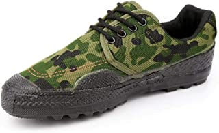 JBHURF Liberation Shoes, Low-Cut Shoes, Work Shoes, Training Shoes, Student Training Shoes, Camouflage Shoes, can be Used as on-site Labor Insurance, Military Training, and Other Outdoor Activities.