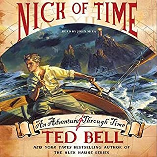 Nick of Time                   By:                                                                                                                                 Ted Bell                               Narrated by:                                                                                                                                 John Shea                      Length: 11 hrs and 56 mins     257 ratings     Overall 4.3