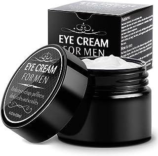کرم دور چشم مردانه-کینبو دور چشم مردانه ، کرم ضد پیری چشم ، مومیایی کردن چشم برای کاهش پف ، چین و چروک ، حلقه های تیره و کیف های زیر چشم (سیاه)