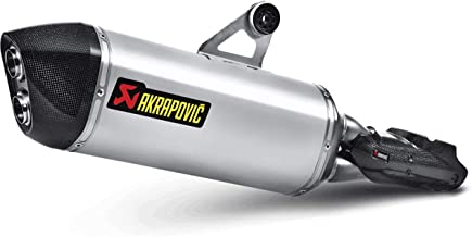 Akrapovic 13-16 BMW R1200GS Slip-On Exhaust (EURO3/Titanium)