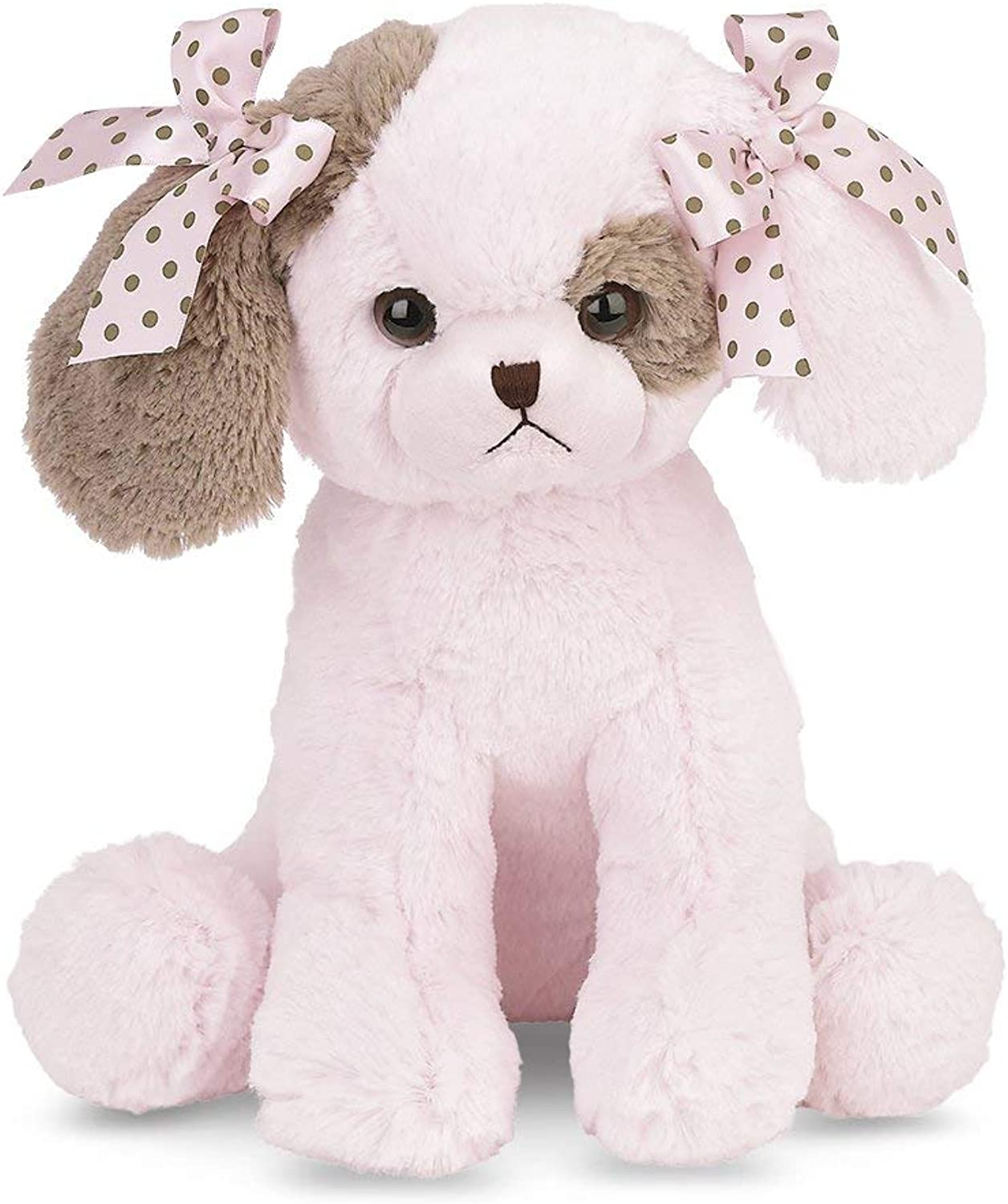 Bearington Baby Wiggles Lullaby, Animated Musical Pink Puppy 13