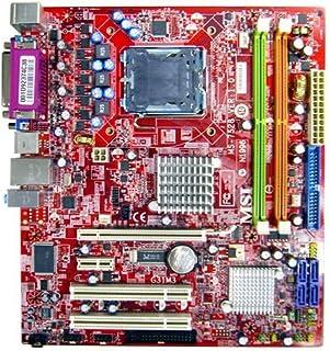MSI SKT-775 G31M3-F Motherboard