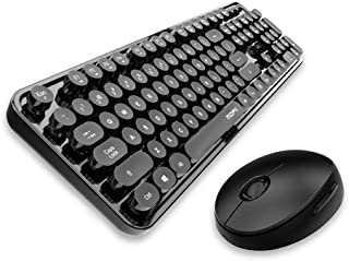 Wireless Keyboard and Mouse Combo High-Key Keyboard for PC/L
