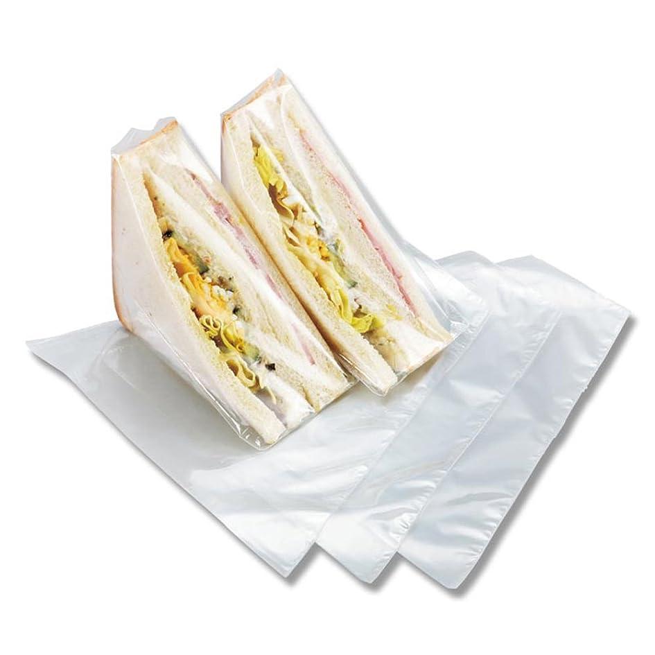 語スペシャリスト祖先ヘイコー 食品袋 サンドイッチポリ PP 60 200枚入 006770010