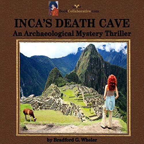 Inca's Death Cave audiobook cover art