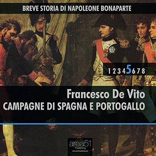 Breve storia di Napoleone Bonaparte Vol. 5  Audiolibri