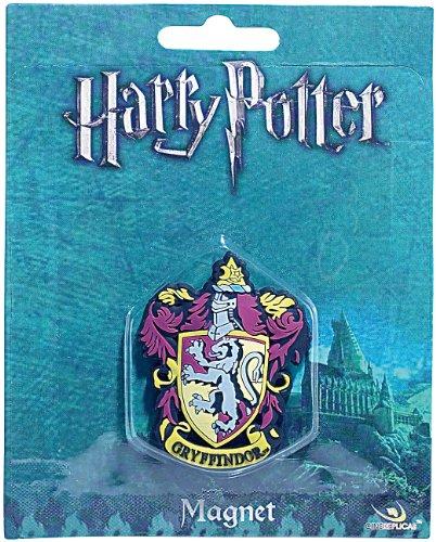 Cinereplicas Aimant de réfrigérateur Motif Harry Potter Gryffindor 4 x 5 cm