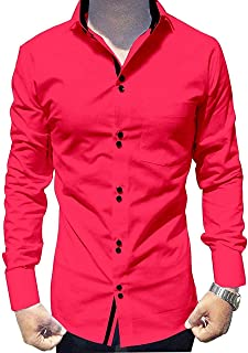 parth fashion Men's Regular Fit Casual Shirt