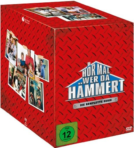 Staffel 1-8/Komplettbox (28 DVDs)