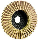 BRIGHTEX Flap Berry - flexieble Polierscheibe (Vorpolitur) - 5er Pack (ø 125mm)