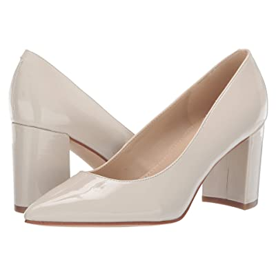 Marc Fisher Claire 2 (Pearl Gray Patent) High Heels
