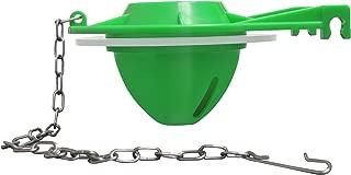 Plumb Pak K833-1 Adjustable Water Saving Flapper, 3-Inch, Green
