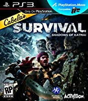 Cabela's Survival: Shadows of Katmai (輸入版:北米) PS3