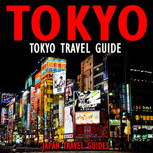 Tokyo Travel Guide audiobook cover art