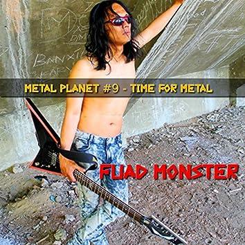 Metal Planet, Vol. 9 (Time for Metal)