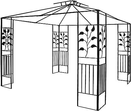 2x ECKREGAL für Pavillon Ablage Abstellmöglichkeit Regal Zubehör Gartenregal