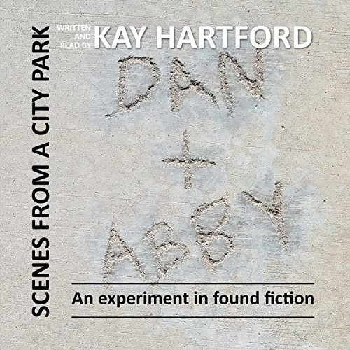 DAN+ABBY: Scenes from a City Park audiobook cover art