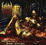 Infected Flesh: Concatenation of Severe Infections (Audio CD)