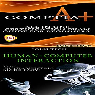 CompTIA A+ & Human-Computer Interaction cover art