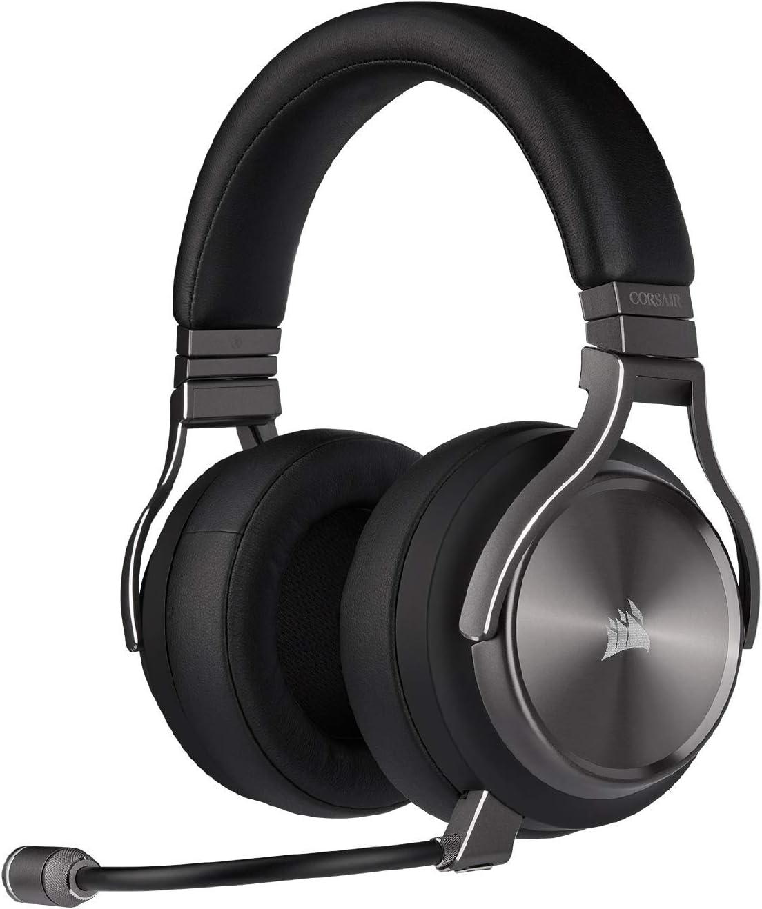 Corsair CA-9011180-NA Genuine Virtuoso RGB Wireless Gaming Se - Headset Many popular brands