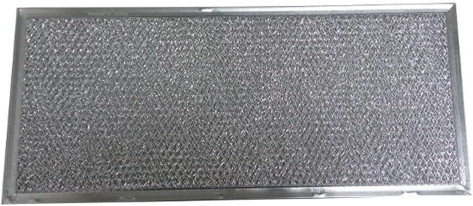NOOTO WP71002111 Range Vent Hood Aluminum Filters Compatible Wit