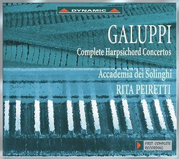 Galuppi: Harpsichord Concertos (Complete)