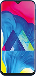 Samsung Galaxy M10 Dual SIM 16GB 2GB RAM 4G LTE (UAE Version) - Ocean Blue