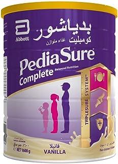 PediaSure Complete Triple Surevanilla, 1600g