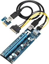 Electronic Module Adapter SATA Power Cable PCI-E Express USB3.0 1x to16x Extender Riser Card