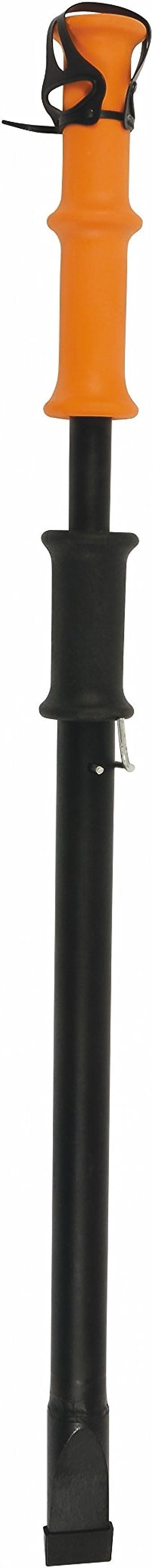 Barra spaccalegna fiskars lunghezza: 98 cm acciaio nero/arancione 1001617 121100