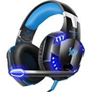 VersionTECH. G2000 Gaming Headset, Surround Stereo Gaming Headphones with Noise Cancelling Mic,...