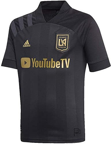 Amazon.com: adidas Los Angeles FC Home Youth Jersey : Sports ...