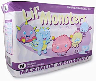 rearz lil monsters