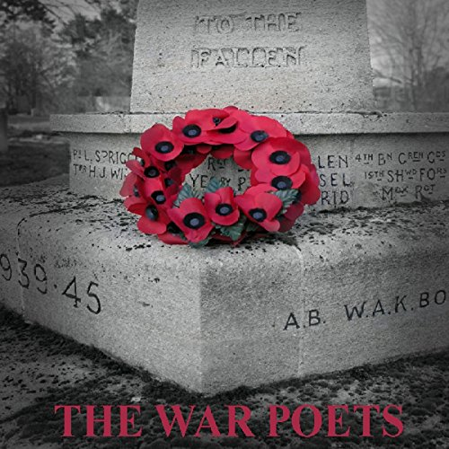 The War Poets audiobook cover art