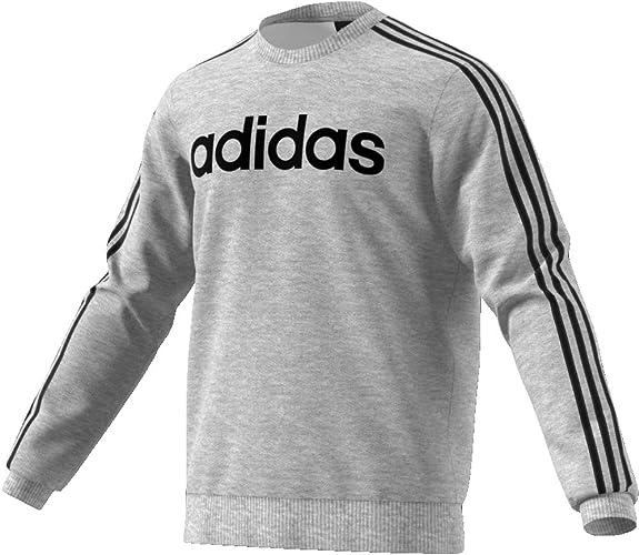 Adidas E 3s Crew FL Sweat-Shirt Homme