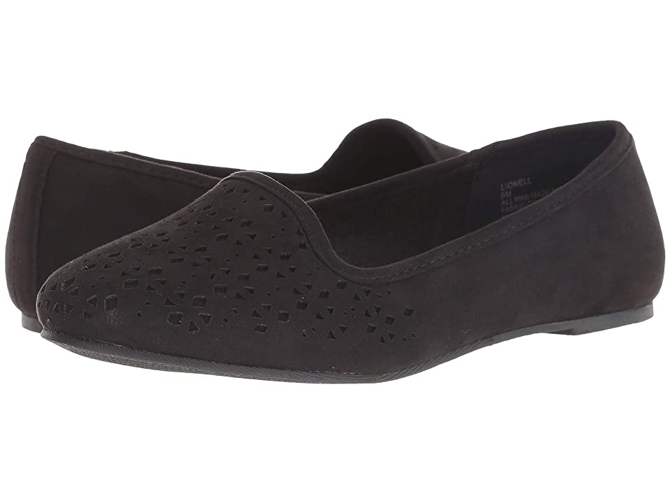 Madden Girl Lionell (Black Fabric) Women's Shoes