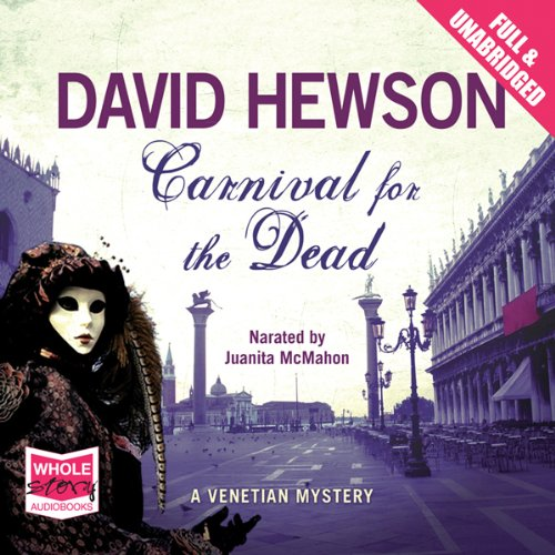 Carnival for the Dead audiobook cover art