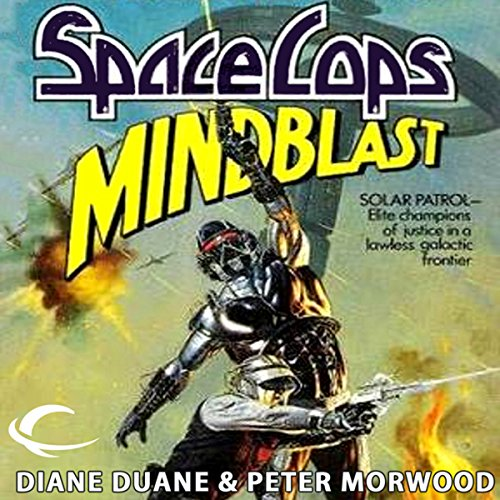 Mindblast audiobook cover art